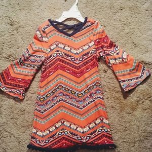 New Without Tags Fall Toddler Dress 3T